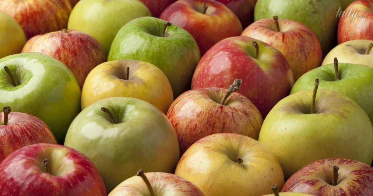 Свежесть яблок: как определить?