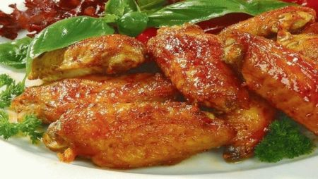 маринал для куриных крылышек