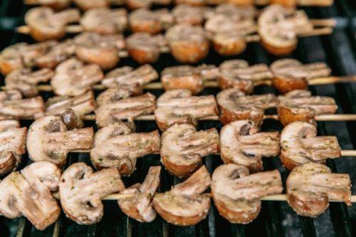 Маринад для грибов шампиньонов на мангале
