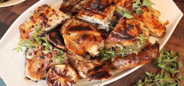 Рецепты курицы на мангале
