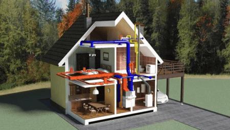 Самый экономный способ отопления дома