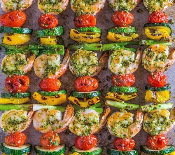 Как мариновать овощи для мангала