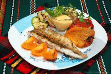 Рецепты судака на мангале