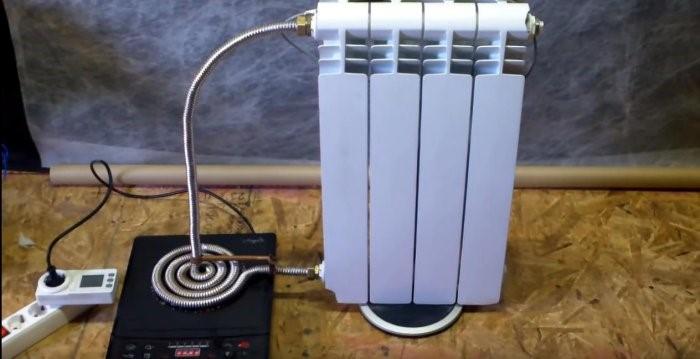 Индукционное отопление: мастерим своими руками