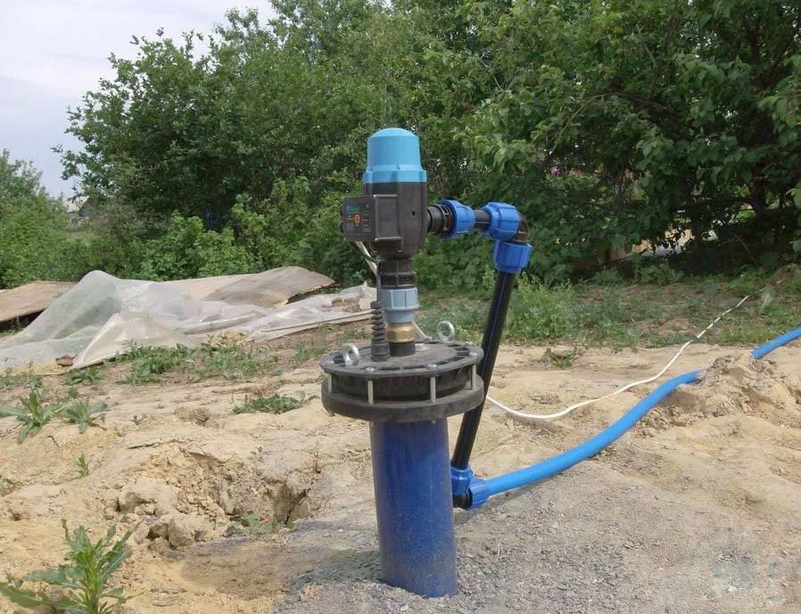 Бурим скважину на воду своими руками: эффективные способы