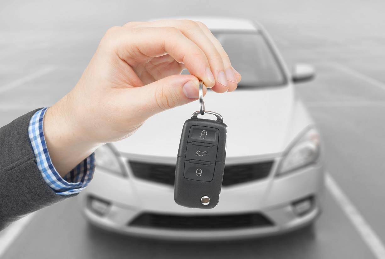 Запасной ключ машины: вариант хранения