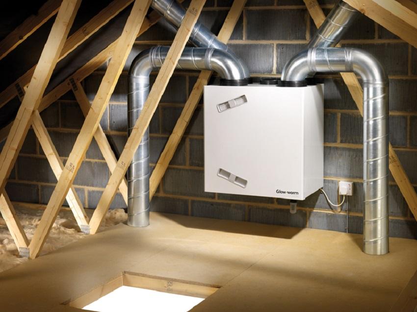 Делаем систему вентиляции в частном доме самостоятельно: экономим до 150 тысяч рублей