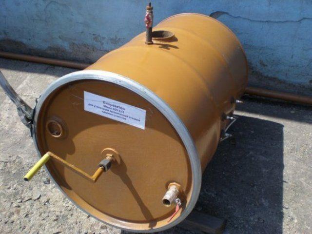 Биогазовая установка для домашнего использования: оригинальные решения в энергетике