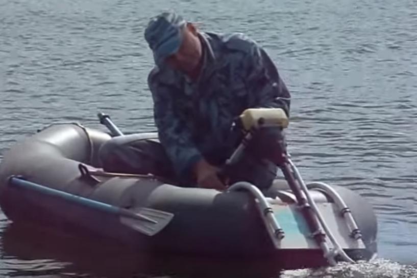 Делаем лодочный мотор своими руками и экономим 10 тысяч рублей