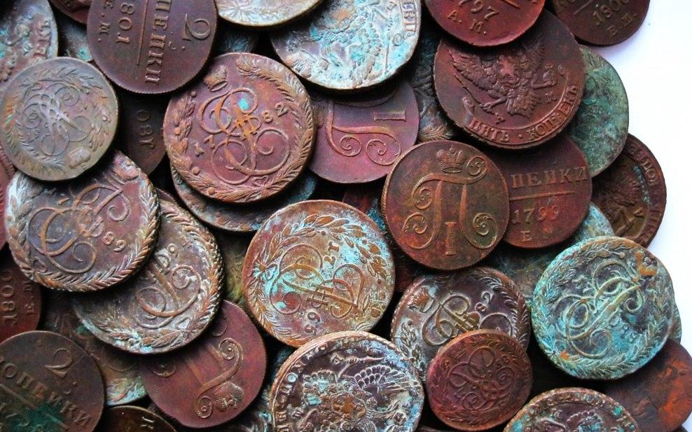 Полировка монет в домашних условиях: оригинальные решения