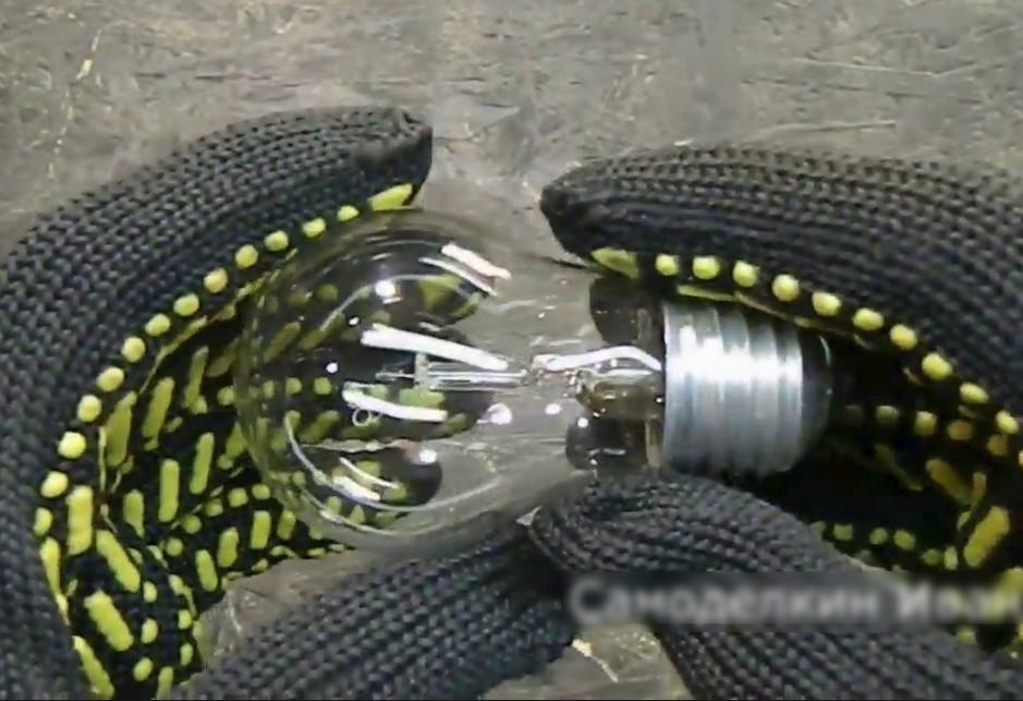 Свеча из лампочки: делаем своими руками