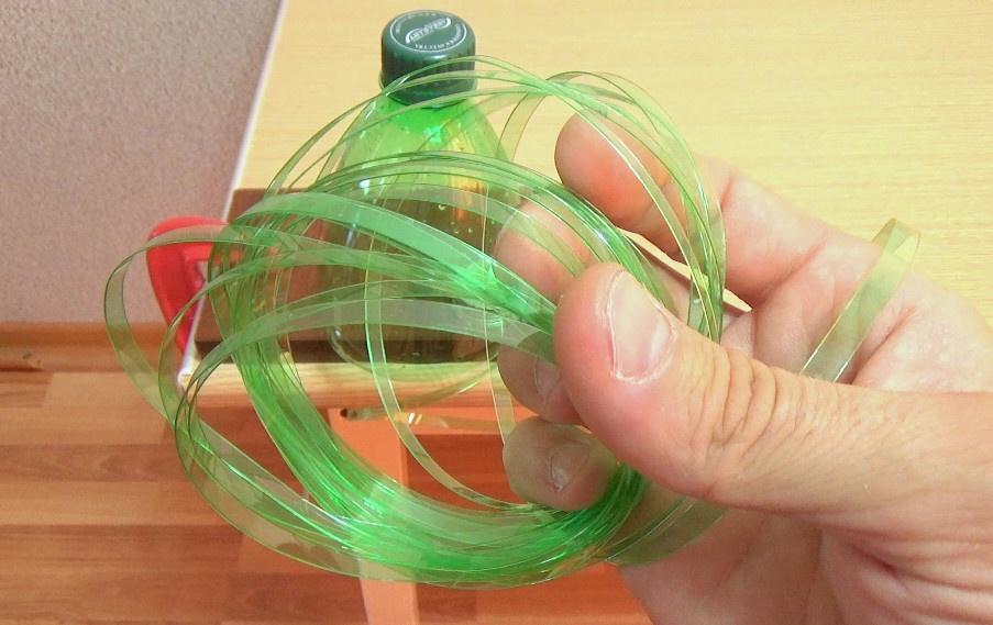 Бутылкорез своими руками: получаем пластиковую ленту
