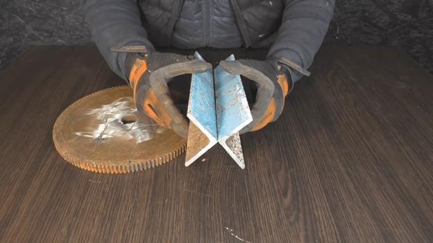 Быстро и легко колем дрова: оригинальная самоделка