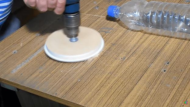 самодельный шлифовальный круг