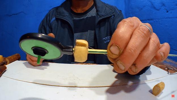 Нетонущий хлыстик для зимней рыбалки: оригинальная самоделка