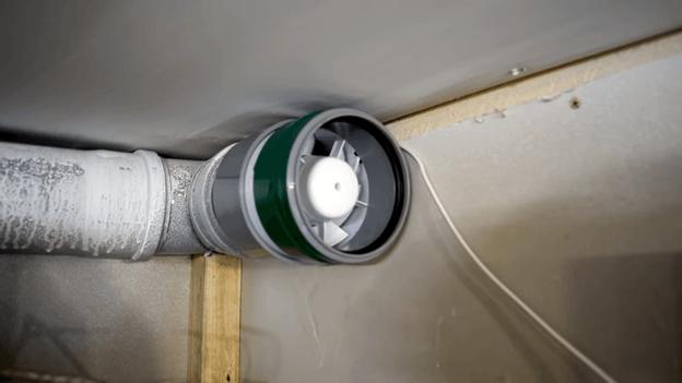 Вытяжная вентиляция в гараже своими руками
