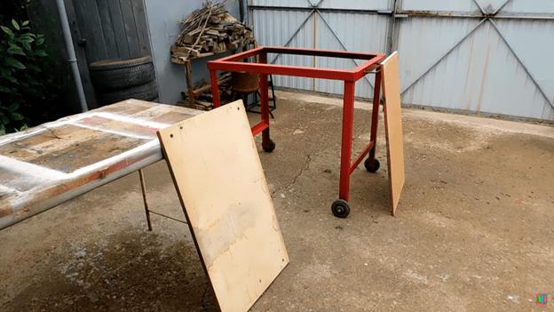 стол в мастерскую