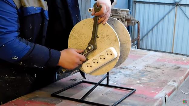Самодельная катушка-удлинитель для провода