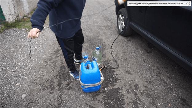Мини-мойка для авто своими руками: просто и доступно