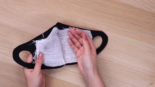 Многоразовая гигиеническая маска: делаем своими руками