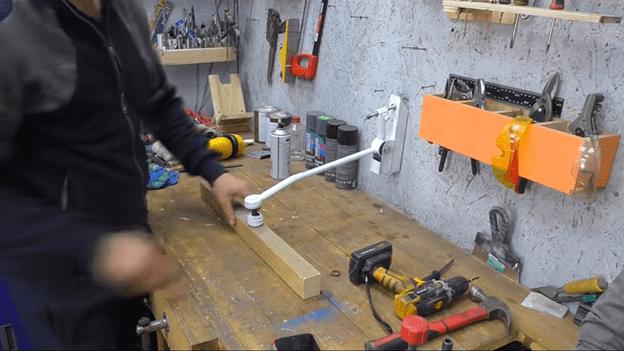 Фиксатор для деталей из рулевой рейки: мастерим своими руками