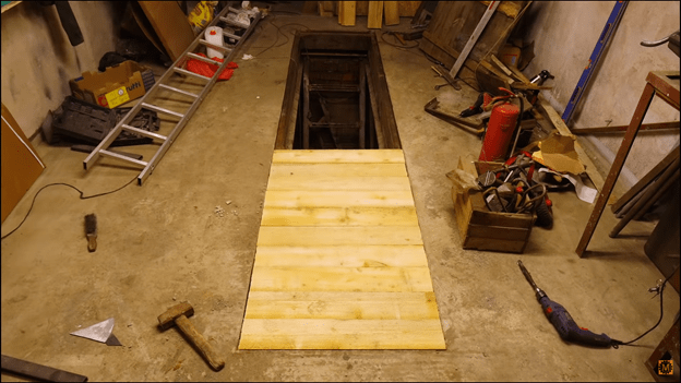 Заливаем бетонный пол в гараже правильно: работаем своими руками