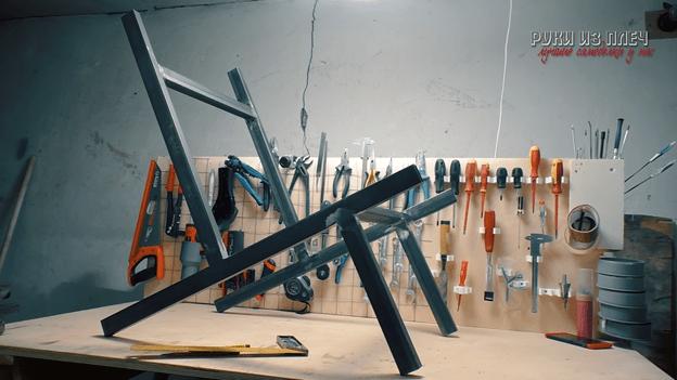 Кресло для дачи своими руками: простая конструкция