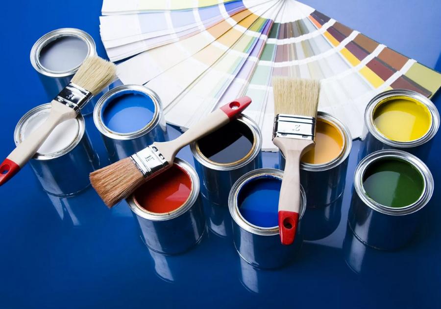 Современный дизайн: как выбрать лакокрасочные материалы?