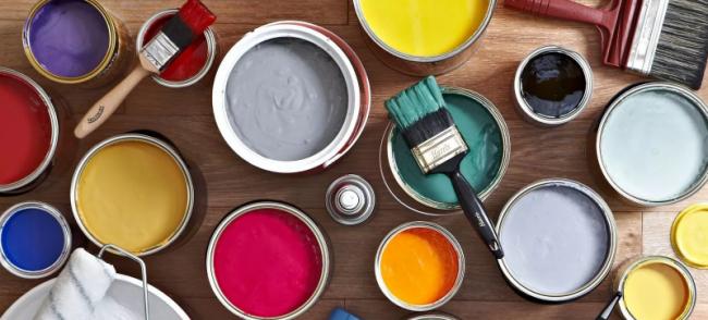 Лакокрасочные материалы. Выбор краски - основные свойства.