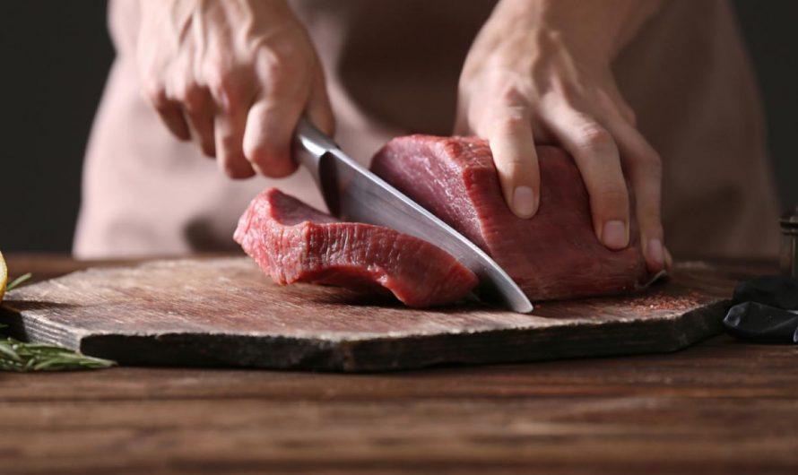 Нож для разделки мяса: делаем своими руками