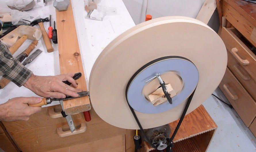 Мастерим шкив из фанеры своими руками