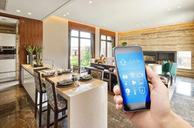 Преимущества умных домов