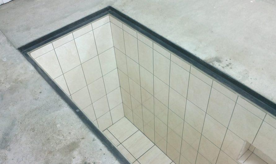 Делаем смотровую яму в полу гаража самостоятельно