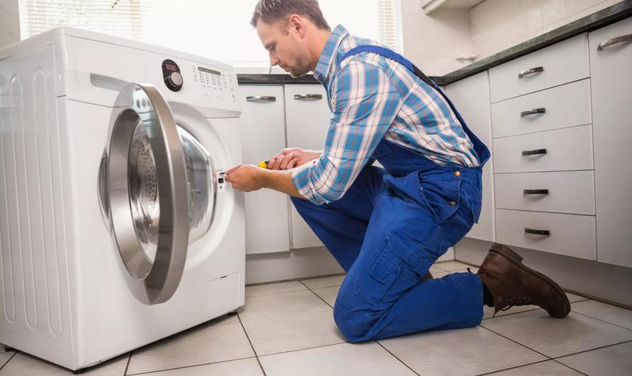 Причины поломки стиральной машинки