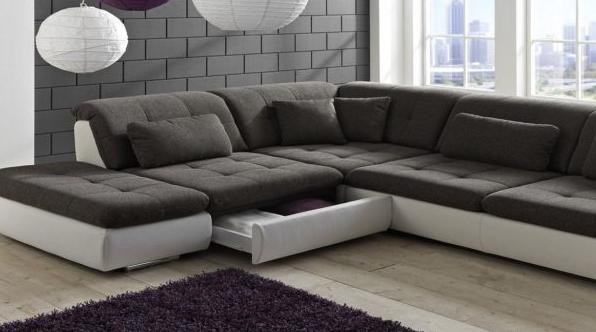 Преимущества угловых диванов