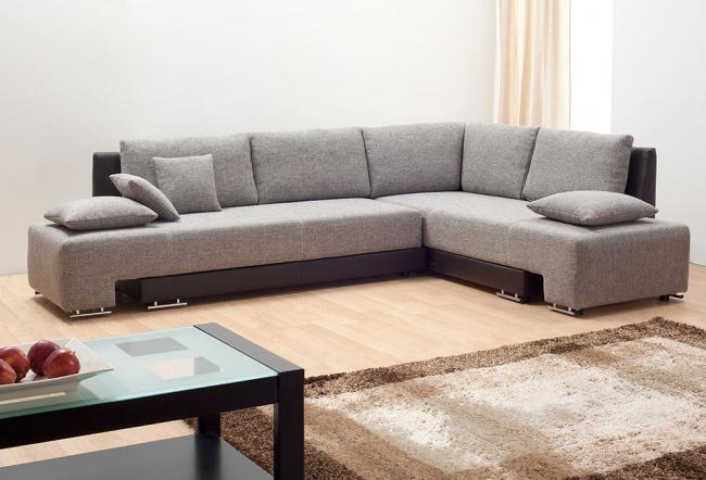 Угловой диван для вашего дома