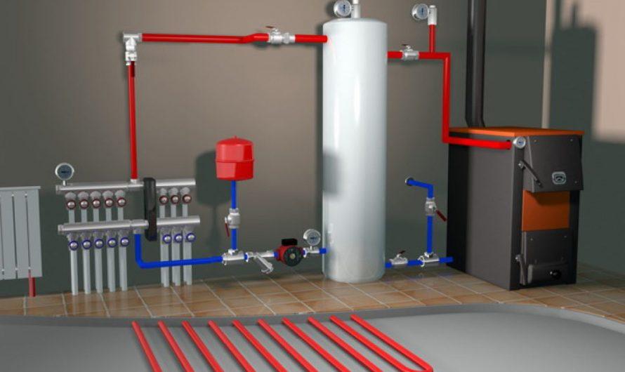 Водяное отопление в гараже: мастерим сами