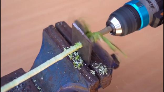 Инструмент для изготовления деревянный жердей: делаем своими руками