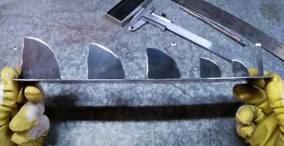 Оригинальный метчик по металлу: делаем своими руками