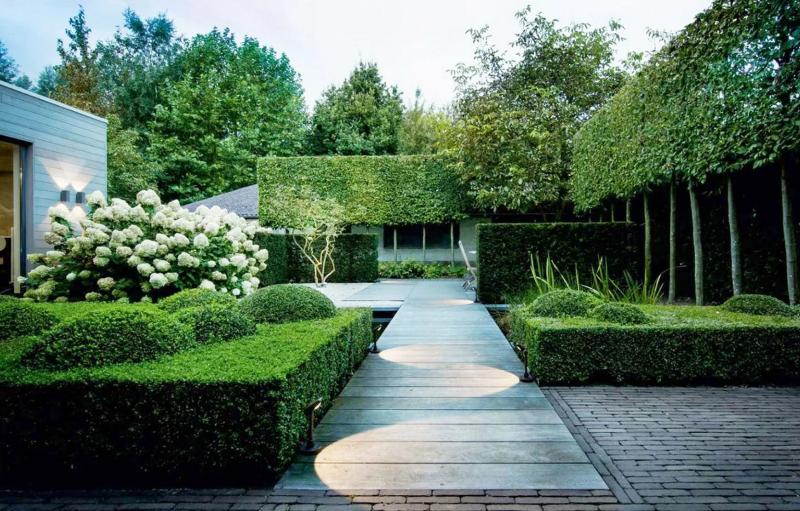 Ландшафтный дизайн – современная архитектура сада