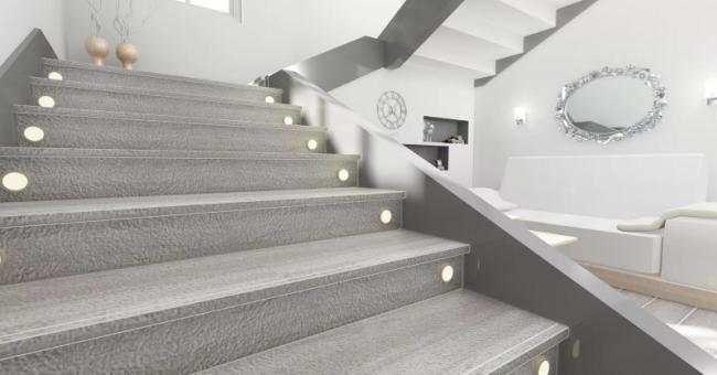 Основные преимущества бетонных лестниц