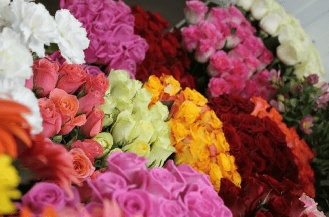 Какие существуют варианты доставки цветов?