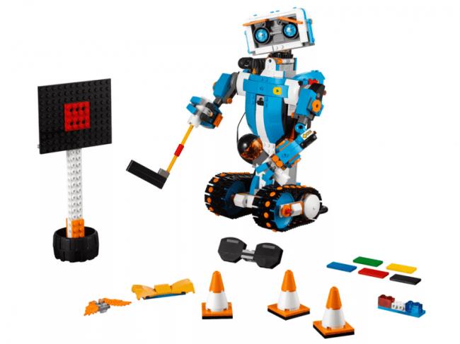 Что представляет собой робототехника на основе ЛЕГО