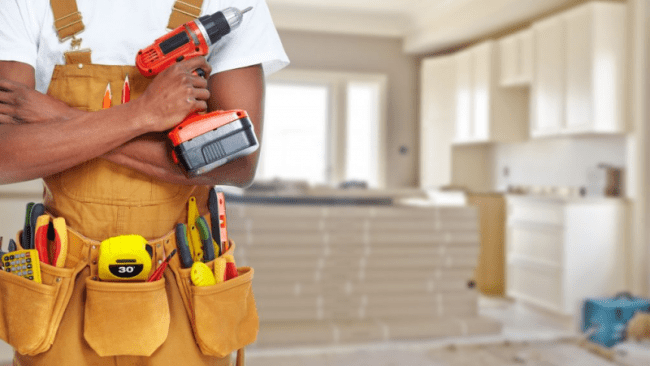 Ремонт под ключ: основные виды ремонта