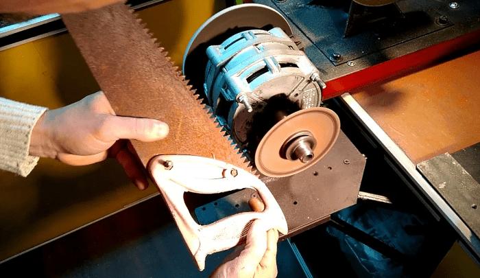 Своими руками производим заточку зубцов у пилы: работаем быстро и эффективно