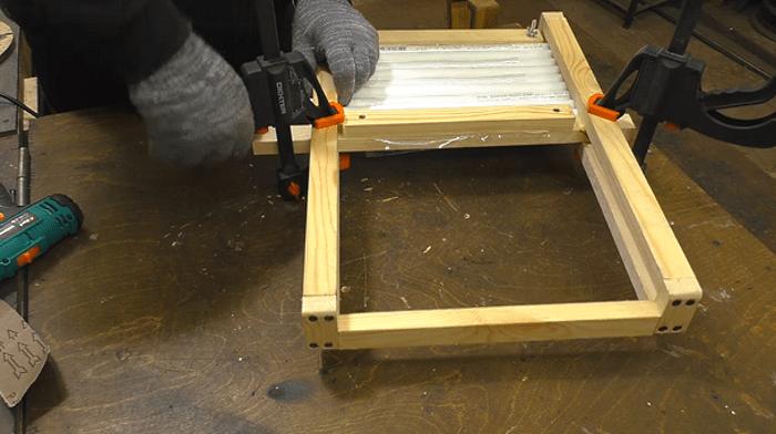 Делаем шифер из пластика своими руками: полезный строительный материал