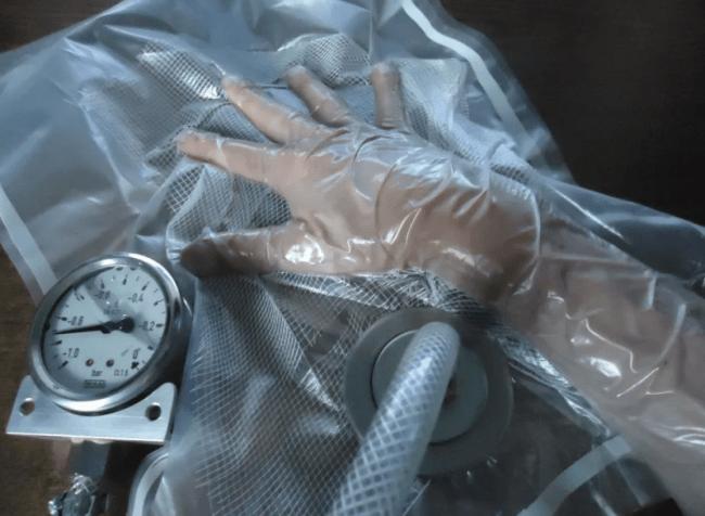 Достоинства применения вакуумных мешков