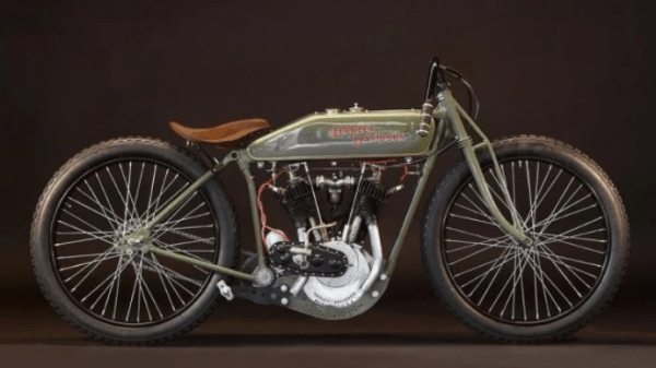 Мотоцикл для борд-трека