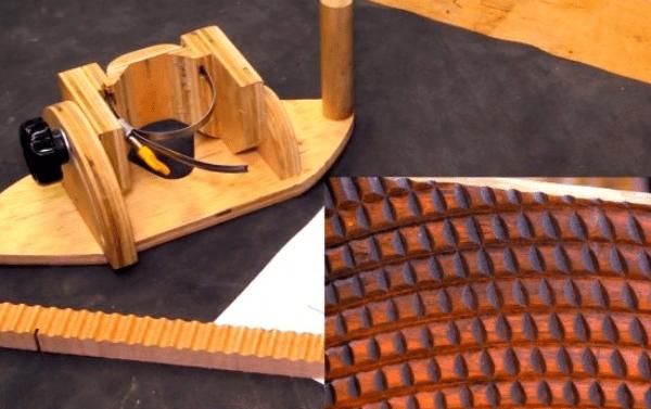 Как сделать основание для фрезера с регулировкой наклона