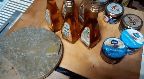 Как сварить натуральное масло для пропитки дерева